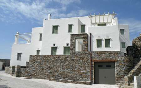 3x3 bedroom villas for sale in Tinos Greece