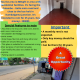A commercial place for rent with all facilities including residential, in Weligama, Sri Lanka.