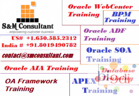 Online Oracle workflow 11g Training