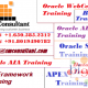 Online Oracle ODI Training