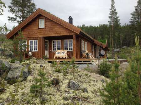 Beautiful and wonderful holiday house in Norway at discount rate