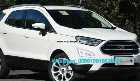 Ford EcoSport LED DRL day time running lights driving daylight