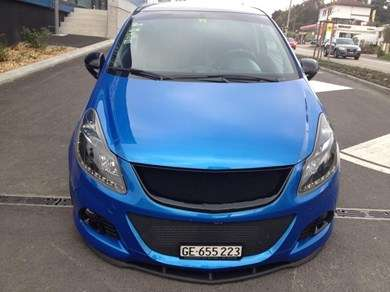 opel corsa opc 2009 42 39 000 km 27 39 000 en 611. Black Bedroom Furniture Sets. Home Design Ideas