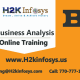 Become a Business Analyst with training provided by H2K Infosys