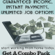 Guaranteed Income Data Entry with Bonus Free Jobs Pack (5071)