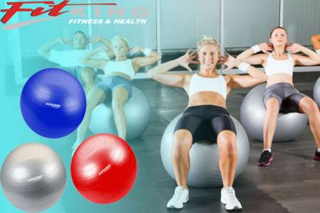 Gym Ball GMB55 Effective Exercises Ball