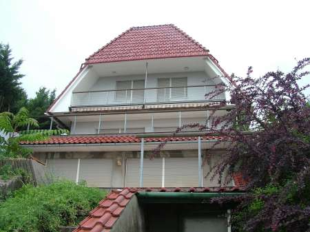 2-storey house is for sale in Hungary