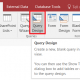 Creating an Append Query in Microsoft Access