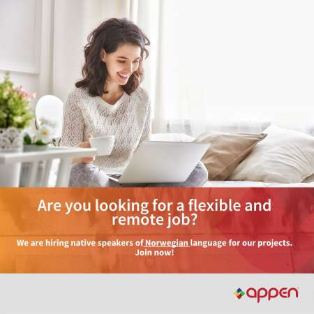 Hiring Native Norwegian Speakers for Speech Collection Project