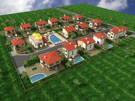 Investment land for villa complex near Sunny beach Resort, Bulgaria
