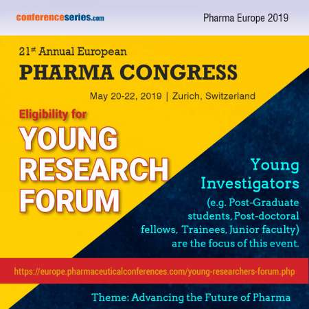 21st Annual European Pharma Congress