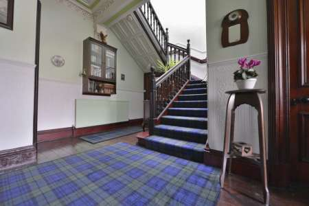 6 bed Victorian semi, Dumfries, Scotland (small town)