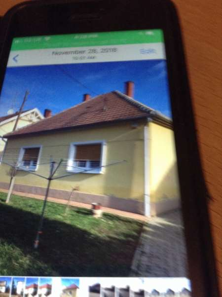 Three Bedroomed House For Sale in Ratot, Vas, Hungary