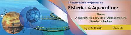 3rd International conference on Fisheries & Aquaculture