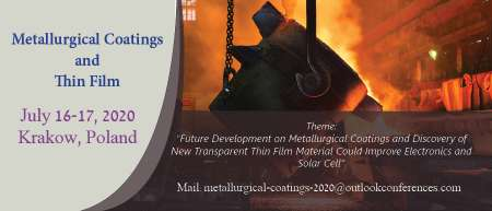 International conference and exhibition on surface metall