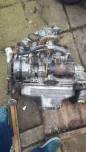 Moskvich M-412 engine