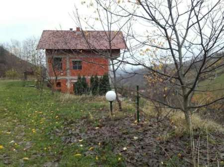 Residential house, forest, agricultural land, Zlatibor, Serbia
