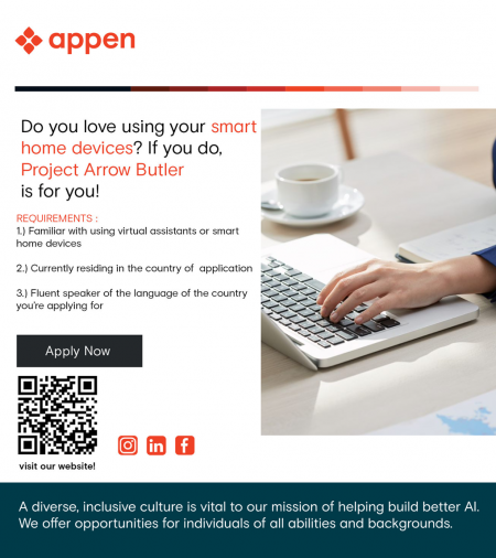 Would you like to help improve smart home technology in this fascinating project that requires you to be creative and put yourself in the shoes of a smart home user? This is the project for you!